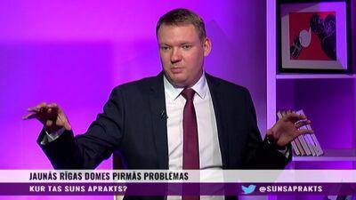 Smiltēns: Satiksme Rīgas centrā ir jānomierina