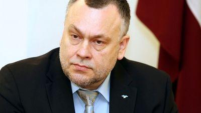 CVK priekšsēdētāja Cimdara nomaiņa - mahinācija pirms EP vēlēšanām?