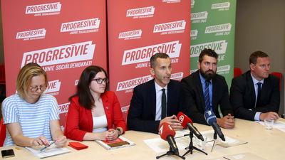 """Švecova: """"Progresīvie"""" varētu būt spēcīgs sociāldemokrātiskais spēks"""