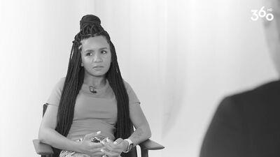 Aminata: Es pat vairs nepamanu, ka uz mani skatās