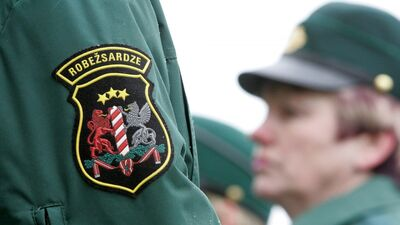 Feldmans: Šobrīd robežsardzei ir jābūt sevišķi aktīvai un uzticamai
