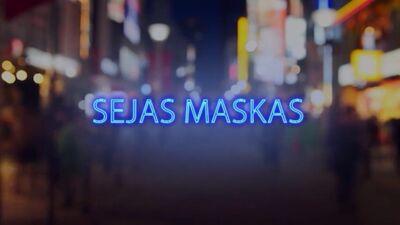 Tvitersāga: Sejas maskas