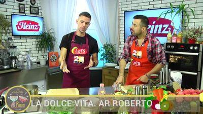 05.10.2017 La Dolce Vita. Ar Roberto 2. daļa
