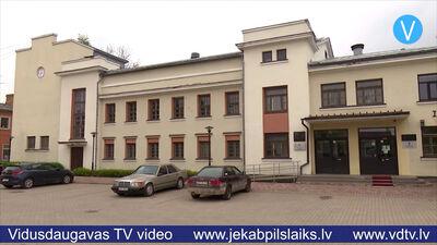 Drīzumā plāno sākt Jēkabpils Tautas nama ēkas atjaunošanu.