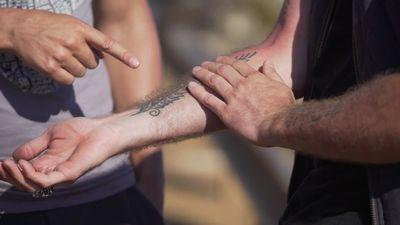 Miks Ozoliņš par tetovējumiem