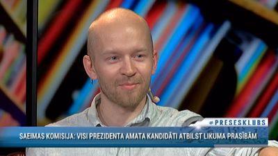Šuvajevs: Būtu nepieciešamas publiskas kandidātu debates
