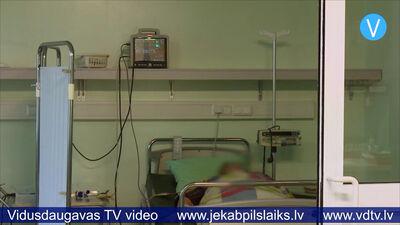 Jēkabpils reģionālā slimnīca sākusi uzņemt Covid-19 pacientus