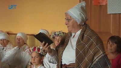 Turpina vākt folkloru Preiļu un Līvānu novados