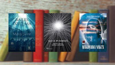 Grāmatas, ko iesaka Karina Pētersone