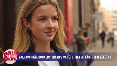 Vai Donalds Tramps varētu tikt atkārtoti ievēlēts?