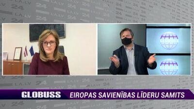 Kalniņa-Lukaševica: ES ir jādomā, kā palīdzēt saražot vairāk vakcīnu pret Covid-19