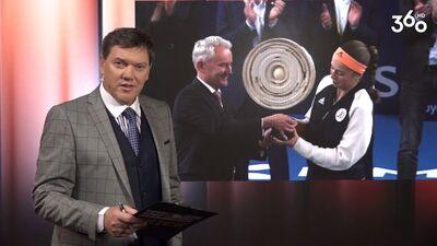Vai Aļona Ostapenko izlūdzās uzvaru?