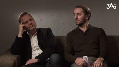 """Ko Andris Reizenbergs domā par Paulas Uzkliņģes kafejnīcu """"Dainas""""?"""