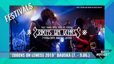 """""""Zobens un Lemess 2019"""" Bauskā"""