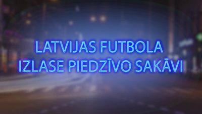 Tvitersāga: Latvijas futbola izlase piedzīvo sakāvi