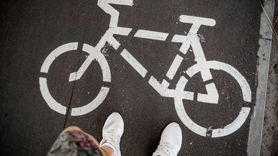 Šovasar Rīgā parādīsies 5 jaunas pagaidu velojoslas