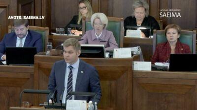 Speciālizlaidums: Saeima lemj par 2020. gada budžetu 1. daļa