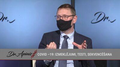 Kloviņš: Cenšamies izmeklēt visus gadījumus, kas ar vīrusu ir saslimuši pēc vakcinācijas