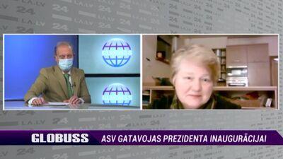Tērauda: Baidena vadībā ASV atsāks sarunas daudzos jautājumos