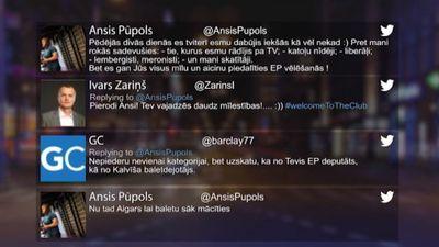 Tvitersāga: EP vēlēšanas