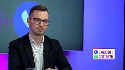 VARAM ministrs Artūrs Toms Plešs uzskaita prioritātes, kurām pievērsīsies, esot ministra amatā