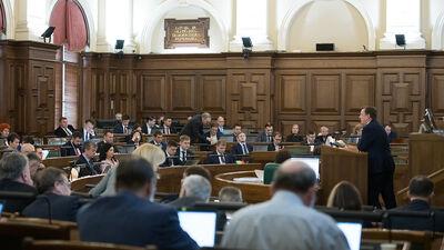 Nemiro: Šajā Saeimā deputāti balso pēc sirdsapziņas, nevis partijas disciplīnas