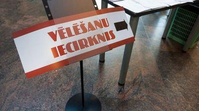 13. Saeimas vēlēšanu procesa drošība