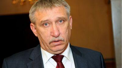KNAB rosina apsūdzēt bijušo ģenerālprokuroru Kalnmeieru