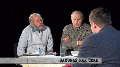 Īvāns: Pretīgums pret čeku bija visā solīdajā latviešu sabiedrībā