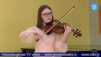 Mūzikas skolas audzēkņiem panākumi starptautiskos konkursos