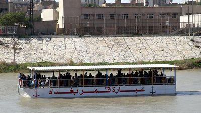Irākā nogrimstot prāmim vairāk nekā 90 bojāgājušo