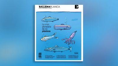 Karikatūru apskats: Plastmasas zivis