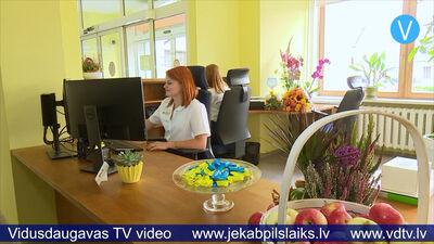 Atklāj Līvānu novada vienoto klientu apkalpošanas centru