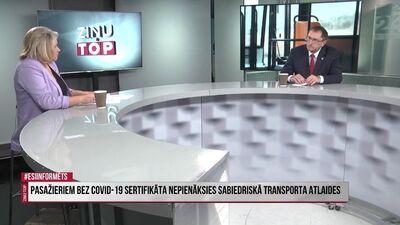 Pasažieriem bez Covid-19 sertifikāta nepienāksies sabiedriskā transporta atlaides