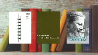 Grāmatas, ko iesaka Daiga Mazvērsīte