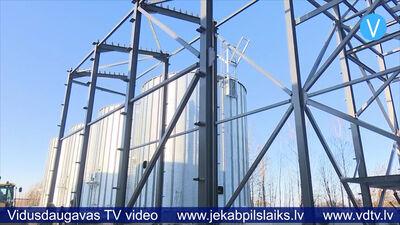 Izrāda interesi par graudu pārstrādes ražotni