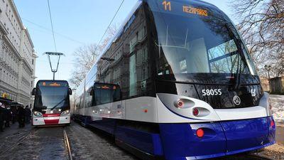 Ivars Kalviņš par sabiedrisko transportu Rīgā