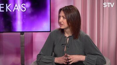 """Ilona Balode – Ūdre: """"Mamma no manis kautrējās bērnībā"""""""