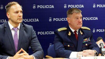 Mūrniece: Par ministru visi ir aizmirsuši - vainu meklē policijā