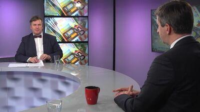 """Dombrovskis: Politika """"maskas nēsāt visiem"""" iespējama tikai tad, ja varam visus ar tām nodrošināt"""