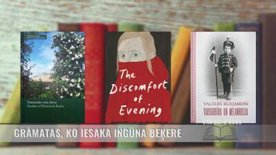 Grāmatas, ko iesaka Ingūna Beķere