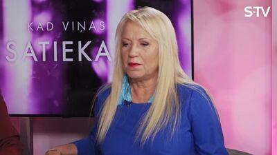 Kas ir tās lietas, ko vēlas paveikt Olga Rajecka