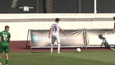 FK Metta - FC Noah Jūrmala. Spēles ieraksts.