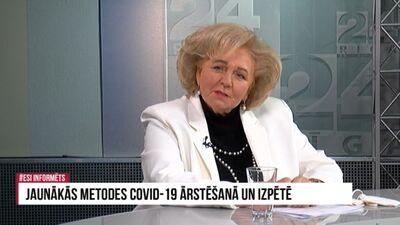 Rozentāle: Saslimt smagi ar infekcijas slimībām var jebkurš cilvēks