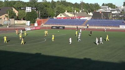 Optibet futbola virslīga: BFC Daugavpils - FK Ventspils