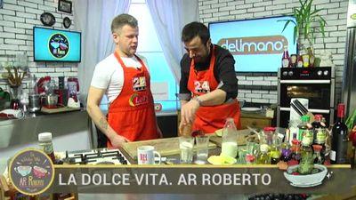 18.04.2017 La Dolce Vita. Ar Roberto 2. daļa