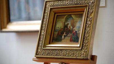 Ieskaties! Māra Lāce atminas pēdējo gleznas zādzības atgadījumu muzejā