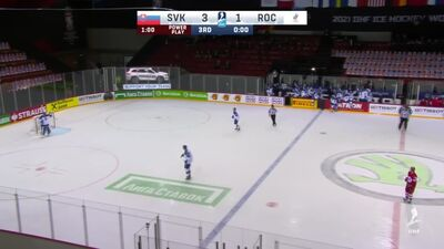 Spilgtākie momenti: Slovākija pret Krieviju