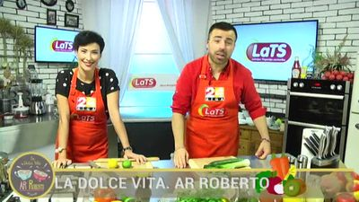 16.10.2017 La Dolce Vita. Ar Roberto 2. daļa