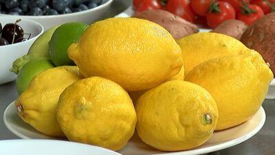 Kādēļ citronu sorbetam izmantot ekoloģiski audzētus citronus?
